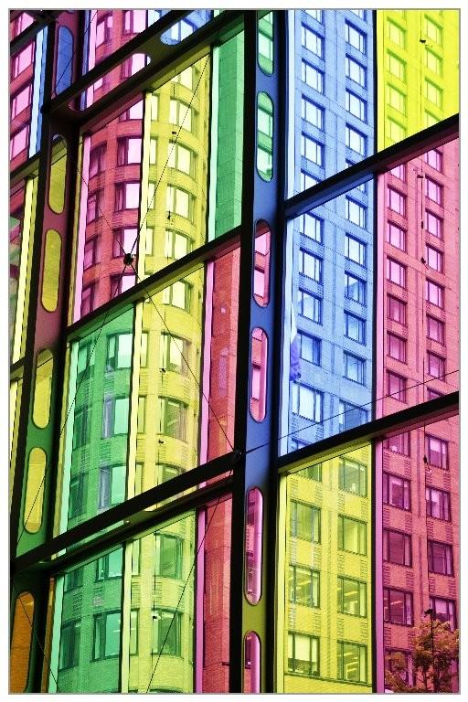 Montréal, la ville en couleur ( Gilliane)