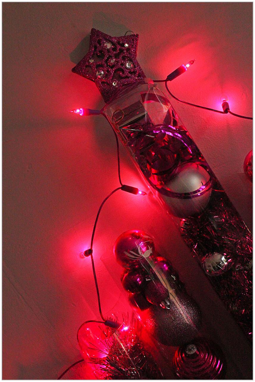 Lumières rouges - Pascale