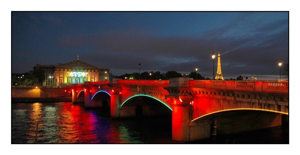 Paris 2012 - juste une illusion