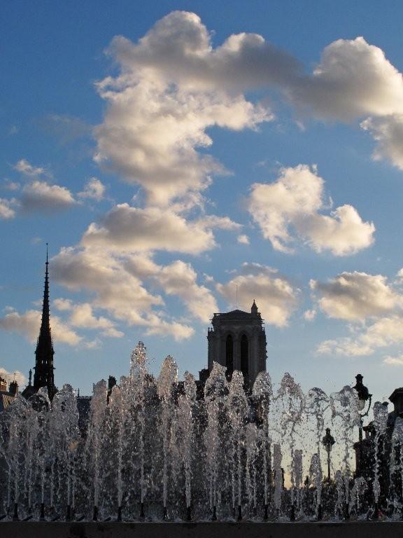 Notre Dame entre deux eaux (Didier)