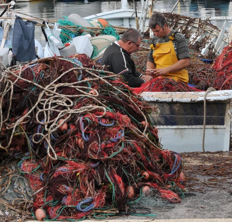 Gérard : filets de pêche