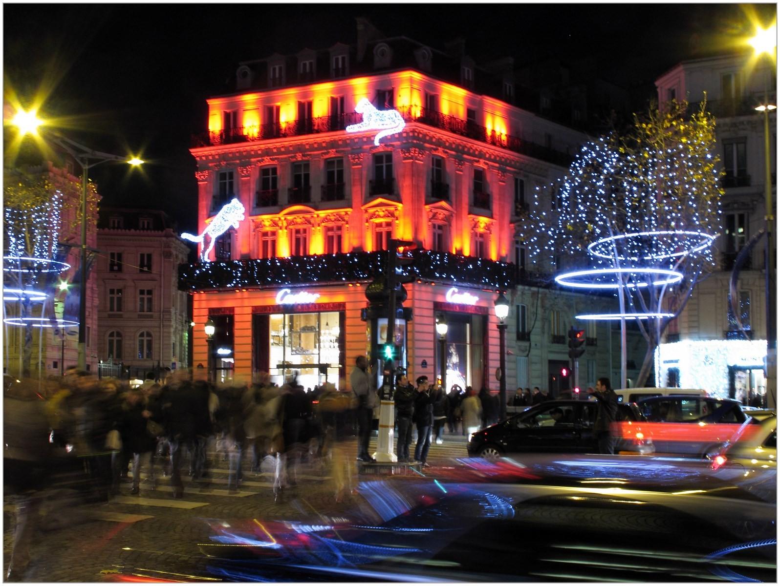 Les Champs Elysées - Didier