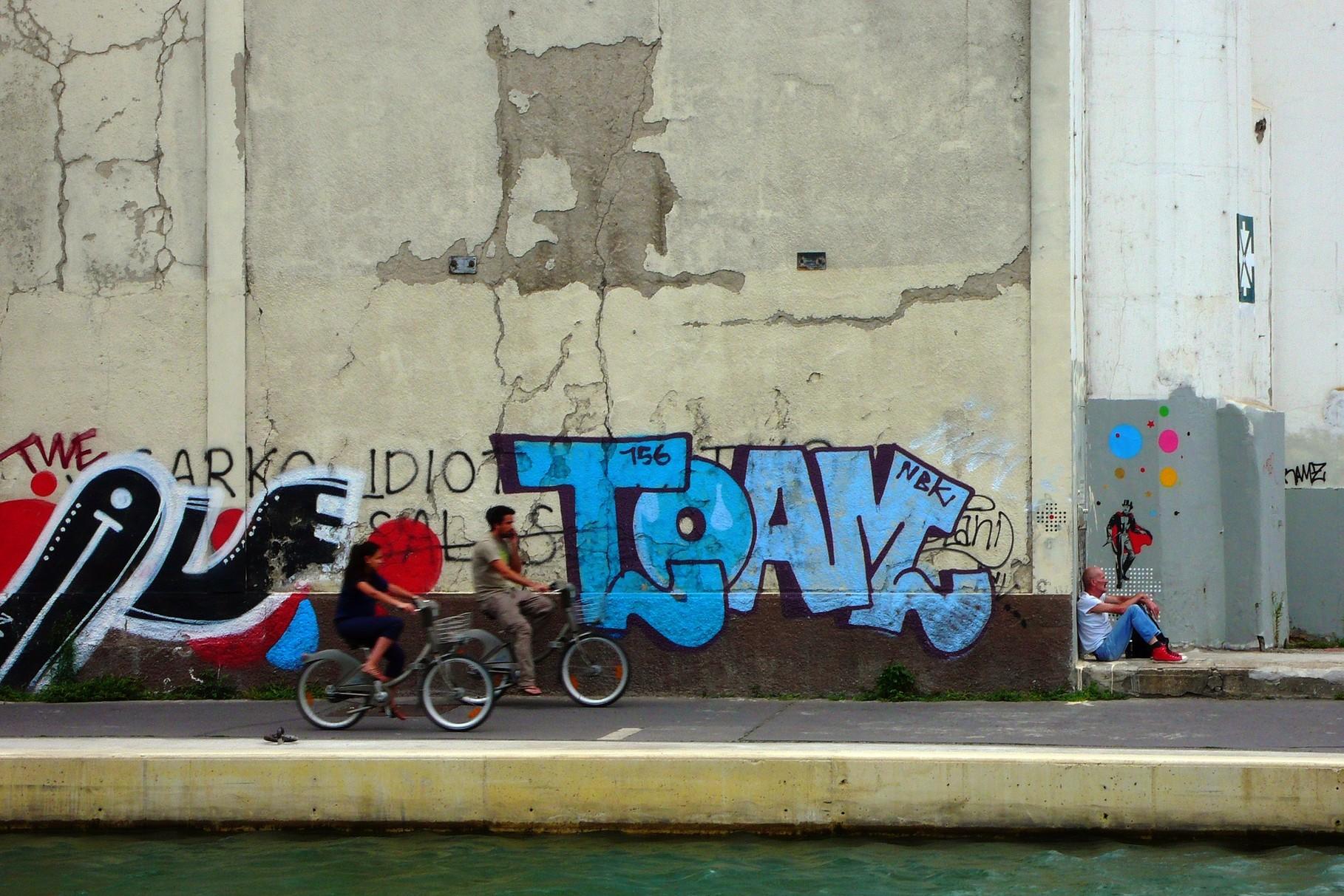 Balade sur les quais - photo proposée par Thierry M.