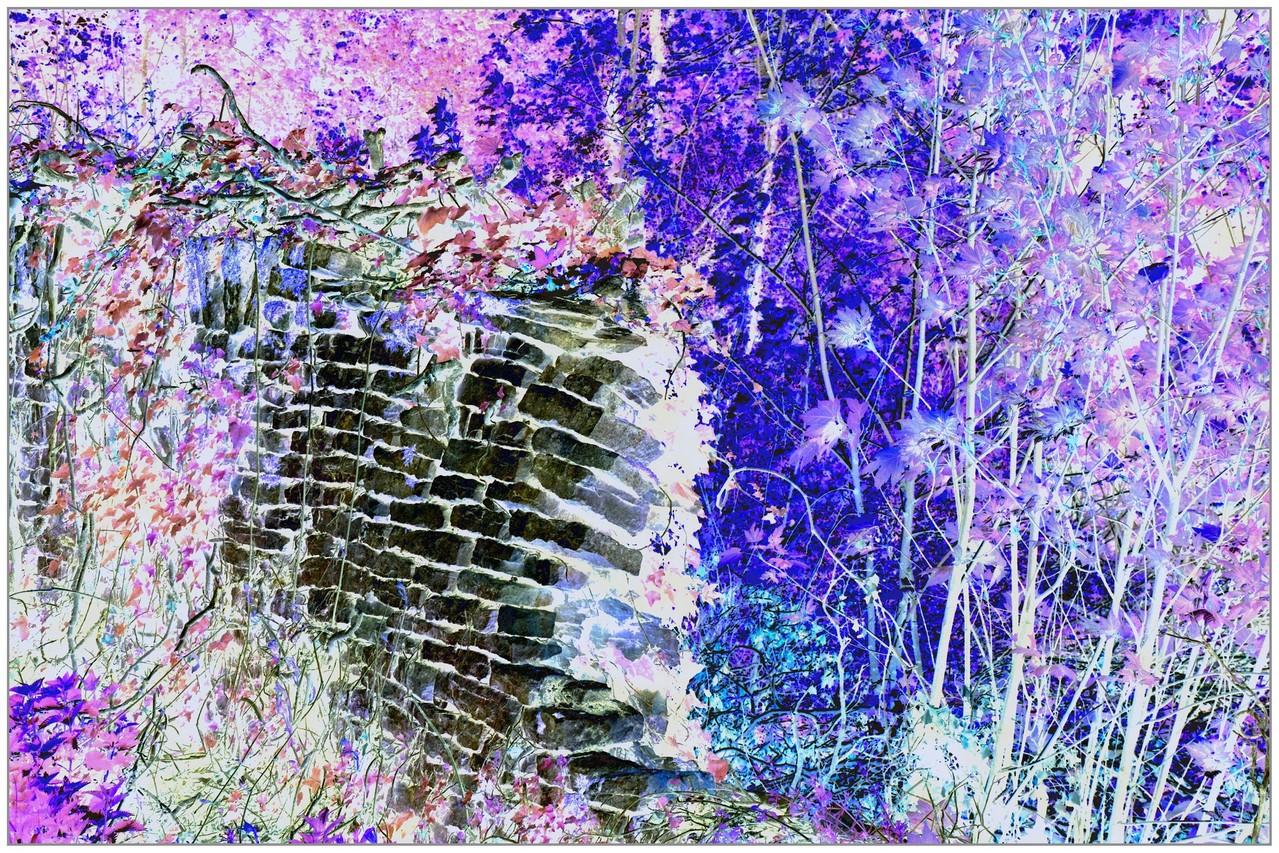 Mur en couleur - Michel