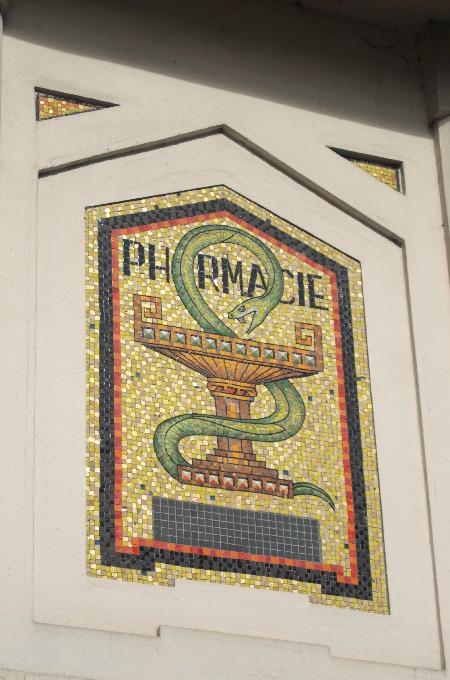 Pascale - Mosaique