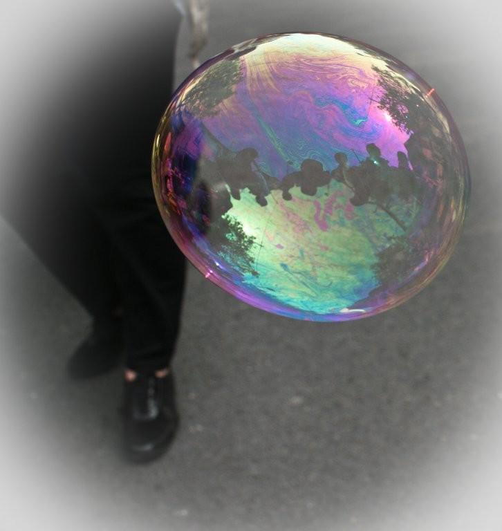 Savon bulle 2