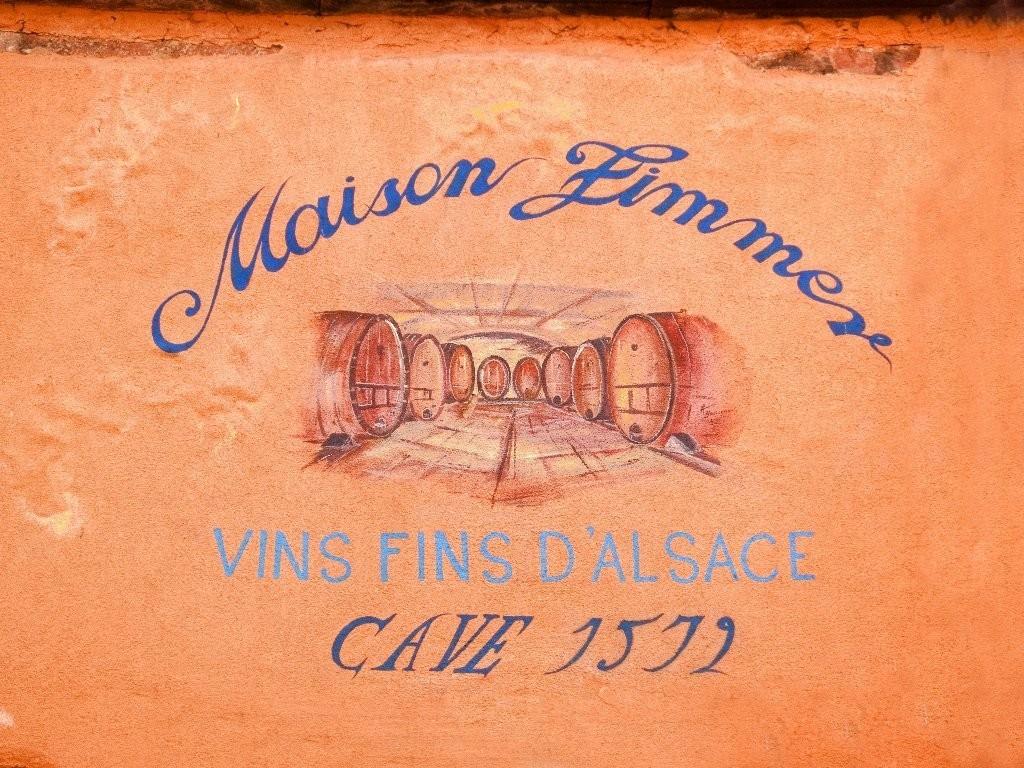 """Cave """"Maison zimmer"""" (Gilliane)"""