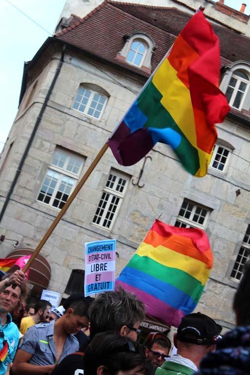 Pascale : Dijon, Gay pride
