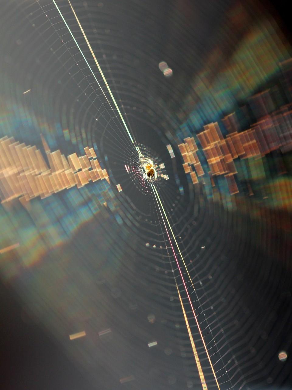 Onde spatiale - photo proposée par Pascale B.