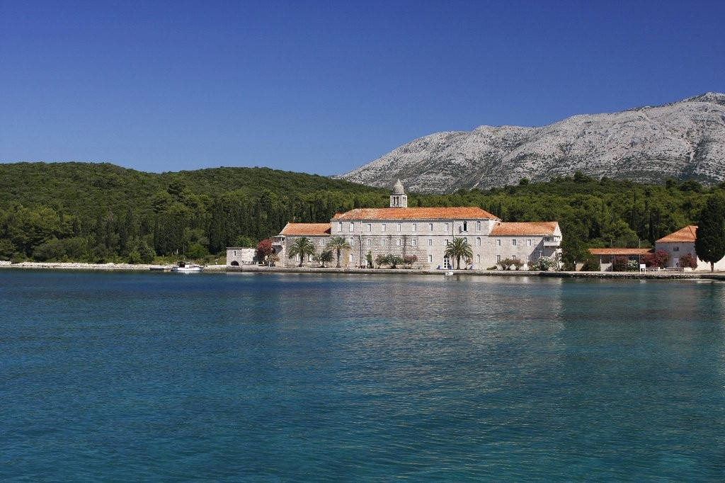Monastère en Croatie