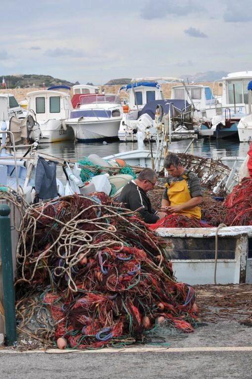 Gérard : Filets de pêche 1
