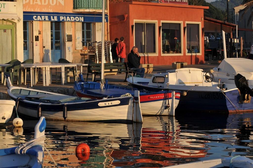 Gérard : Barques