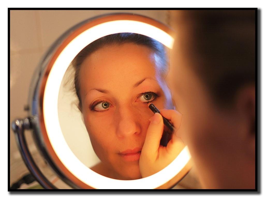 Jérôme : Maquillage