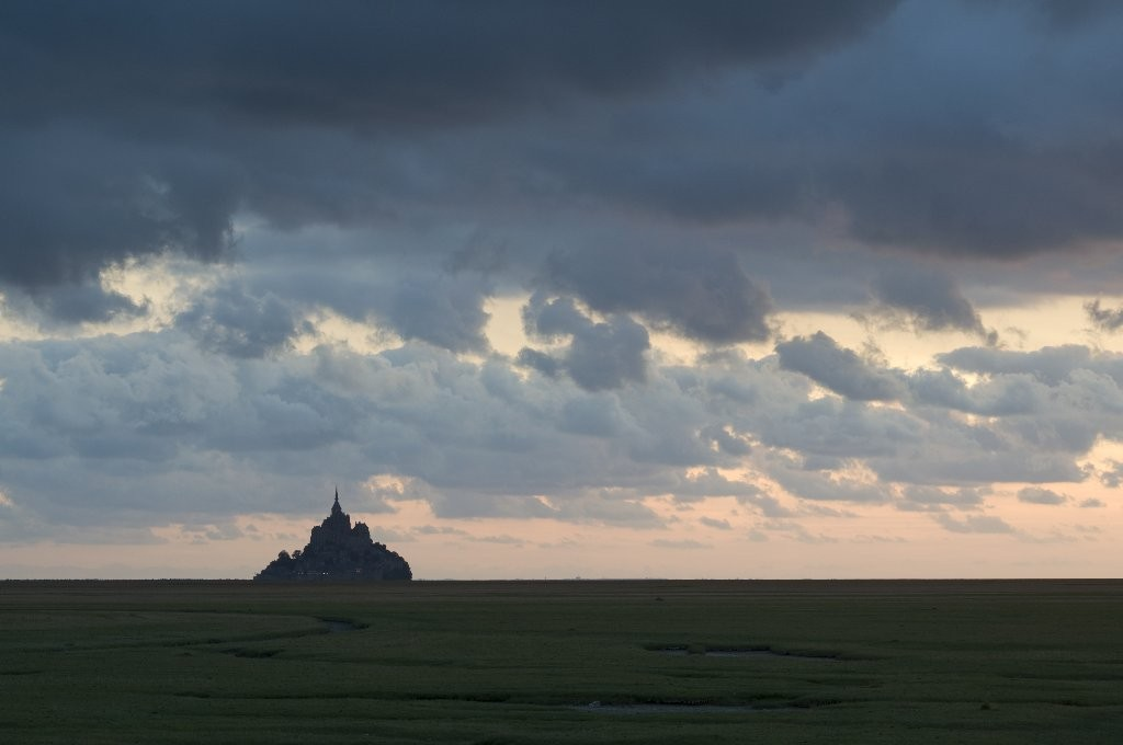 Guy : Mont St Michel