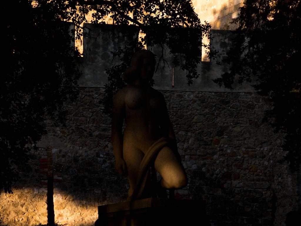 Gilliane - Clair obscur
