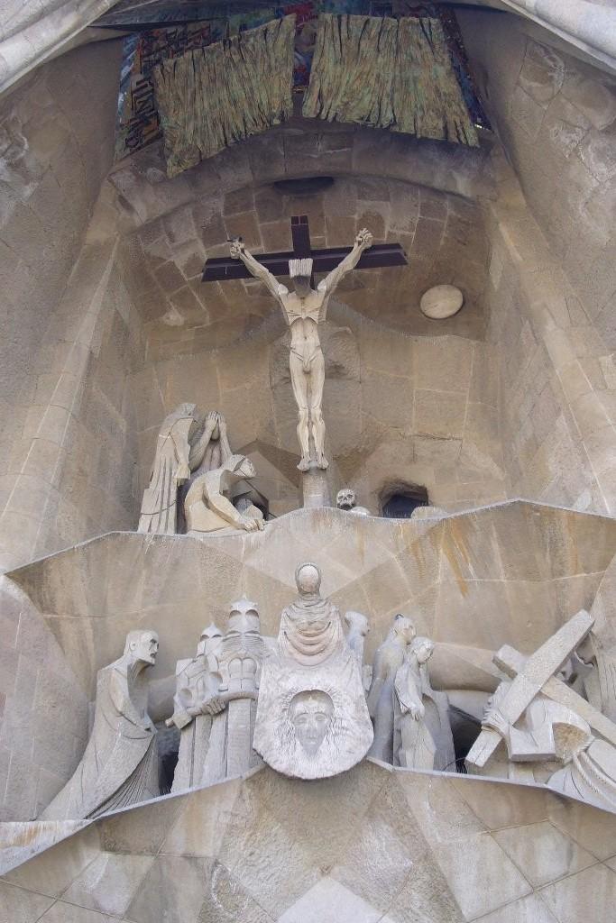 Barcelone, la Sagrada Familia (Vincent)
