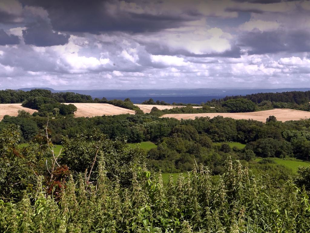 paysage - photo proposée par Annie T.