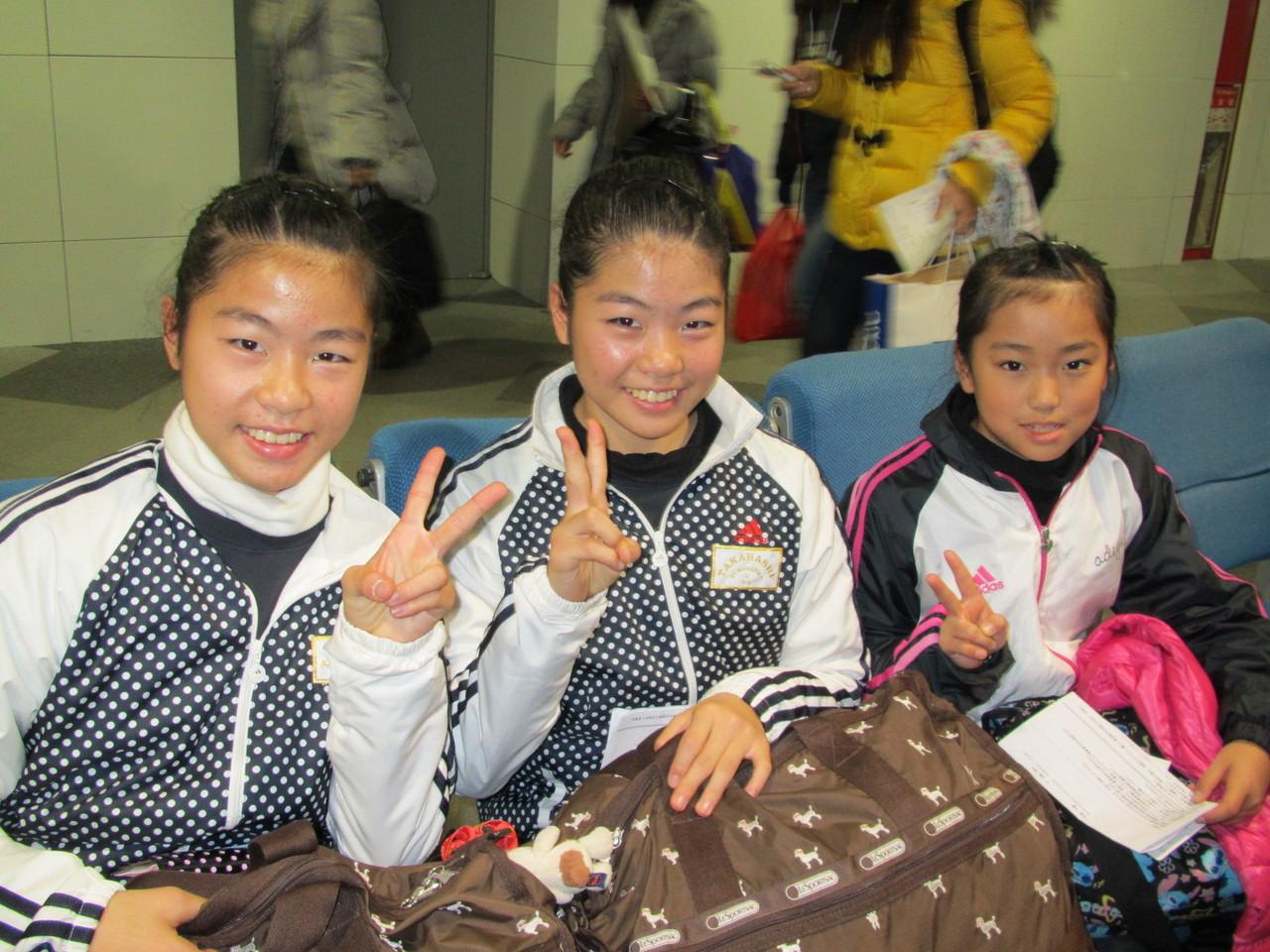 新千歳空港にて また札幌に来たいね!