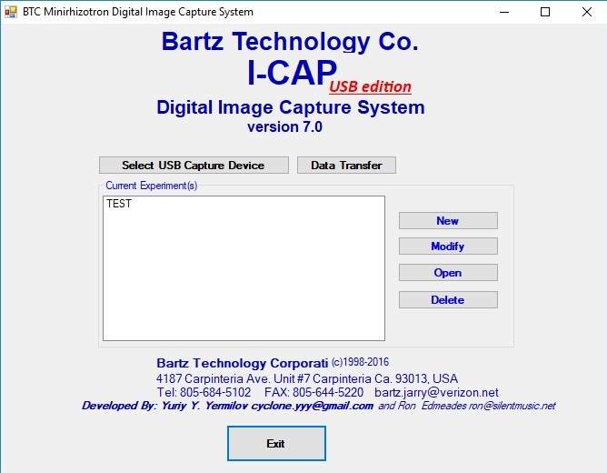 BTC ICAP MR Imaging Software