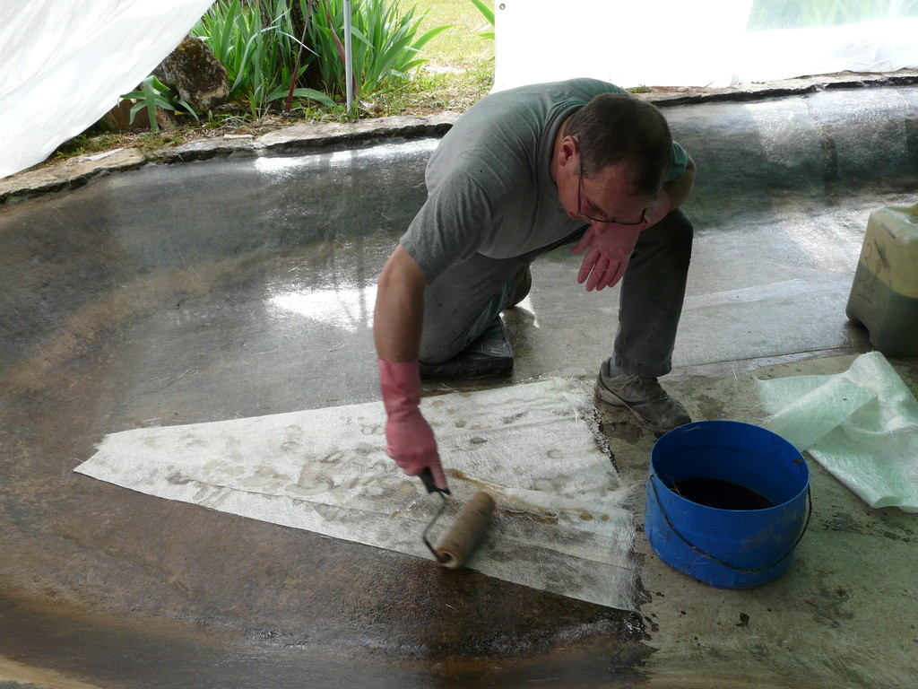 R paration site jimdo de angely composites for Coque bassin poisson