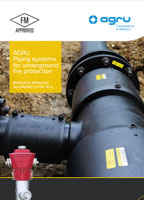 AGRULINE Brochure FM 1613 Approved Piping Systems