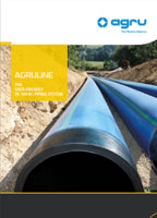 AGRULINE Brochure PE 100-RC Pipes & Fittings