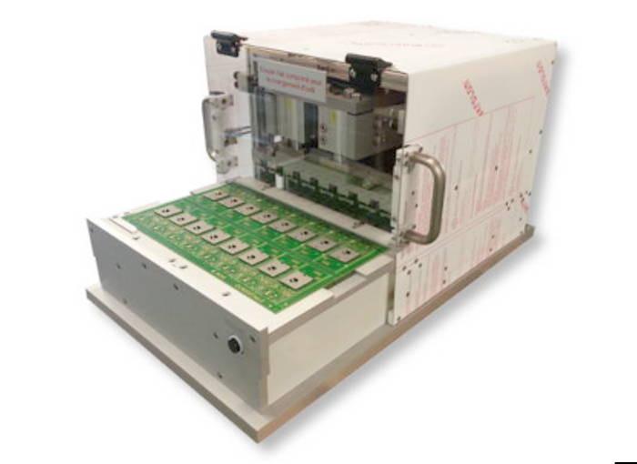 Machine spéciale pour l'électronique