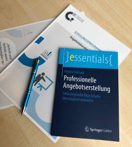 Fachbuch - Professionelle Angebotserstellung
