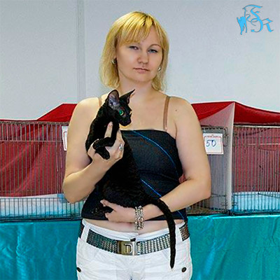 Cassandra Satysfakcja - 1 место WCF-ринга юниоров (экс. Н. Татищева)