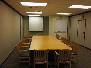 Conference Style Setup