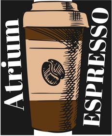 Atrium Espresso Logo