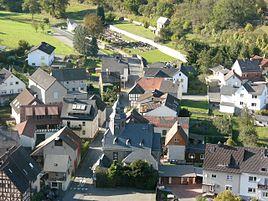 Blick auf Philippstein