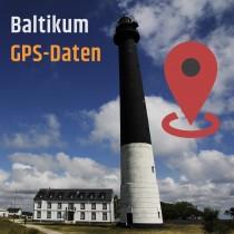 GPS-Daten für Motorrad Reisen im Baltikum (Litauen/Lettland/Estland) zum Planen.