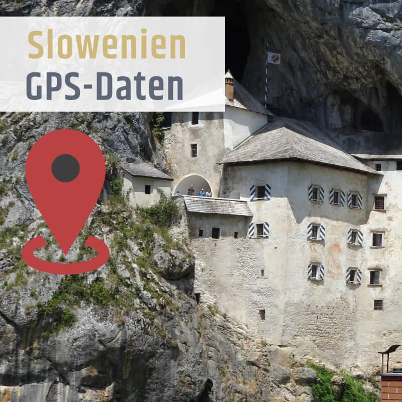 GPS-Daten für Motorrad Reisen in Spanien zum Planen.