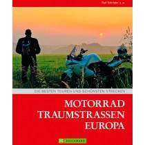Bruckmann Verlag Buch Motorrad Traumstraßen Europa mit Beitrag von bikerdream.de
