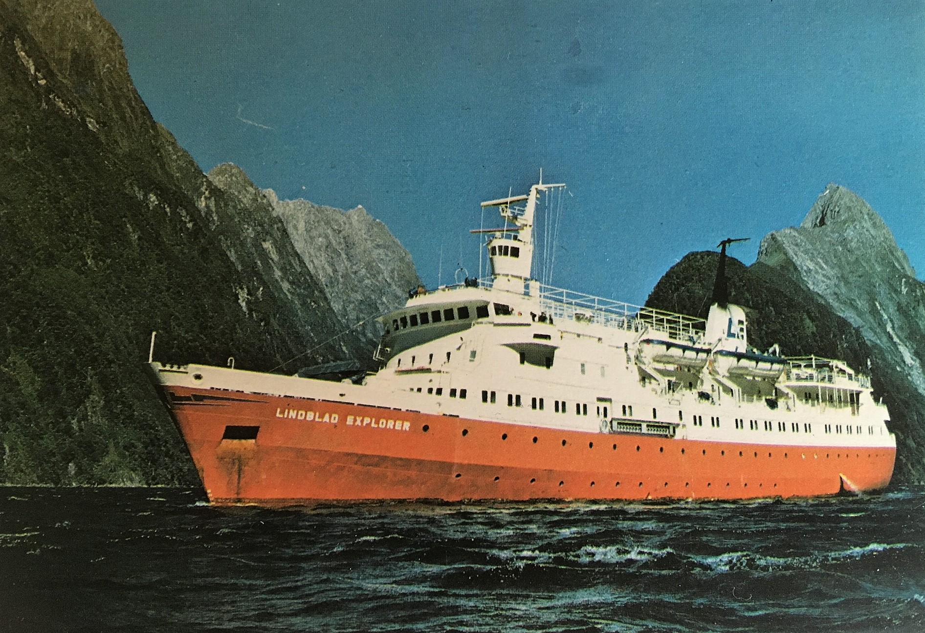 MS Lindblad Explorer 1976