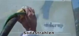 Sodastrahlen