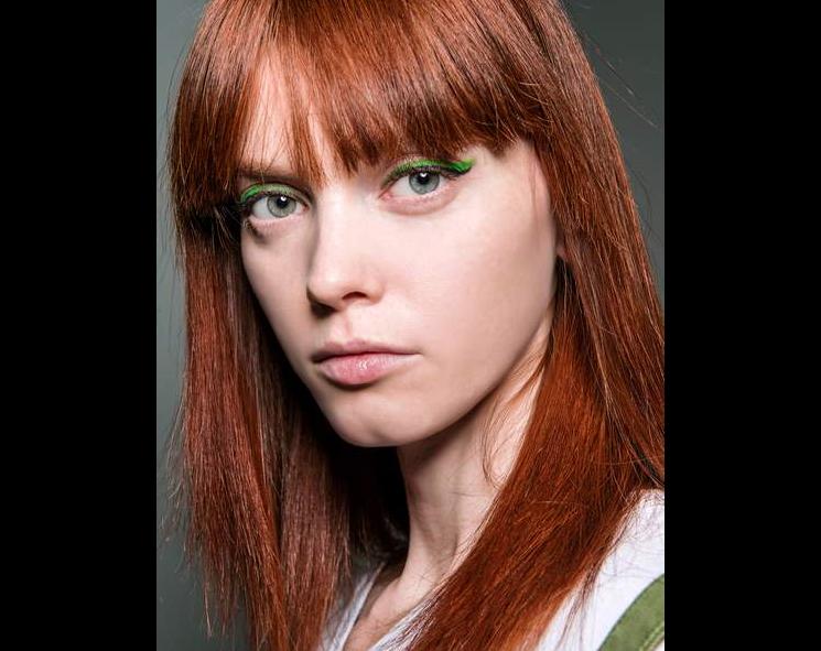 L'eyeliner bicolore