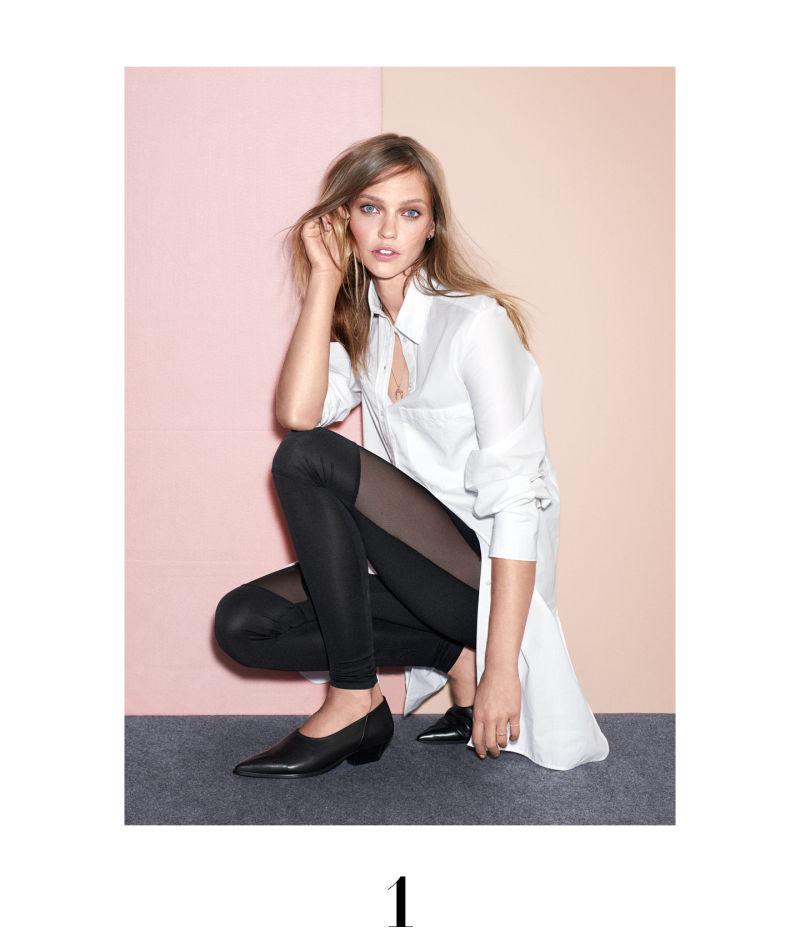 Le sportswear sophistiqué chez H&M