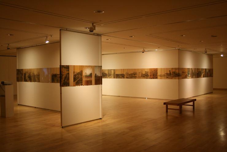 전시전경 Ausstellungsansicht
