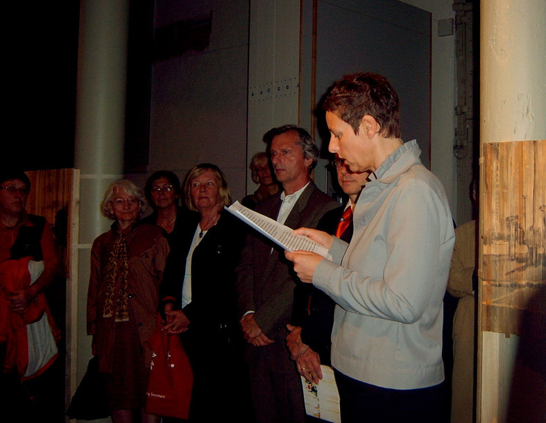 open오픈 연설: 마이케 벰 (Meike Behm, Kunsthalle Lingen)