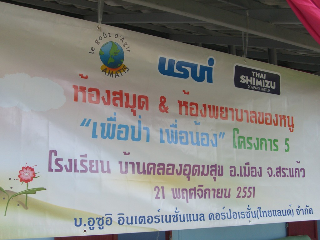 3 partners : Amatis, Usui & Thai Shimizu