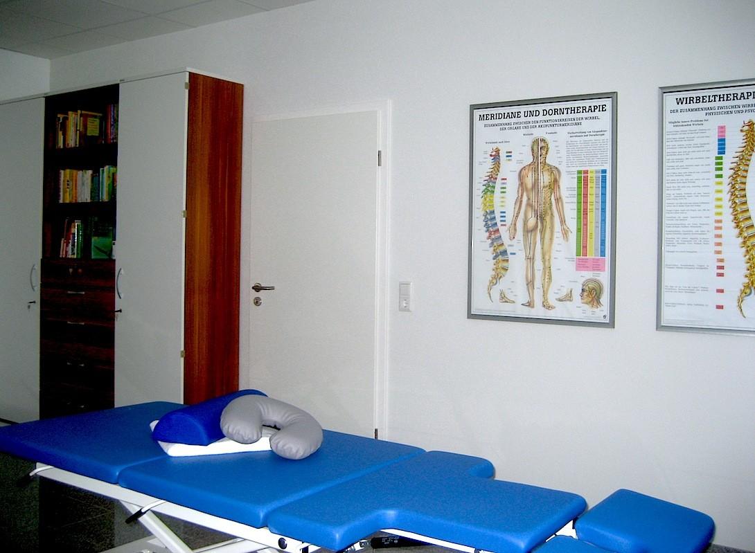Emea Behandlungszimmer