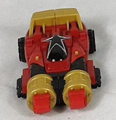Zeo Racer Zord