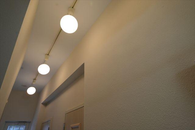 共用廊下灯