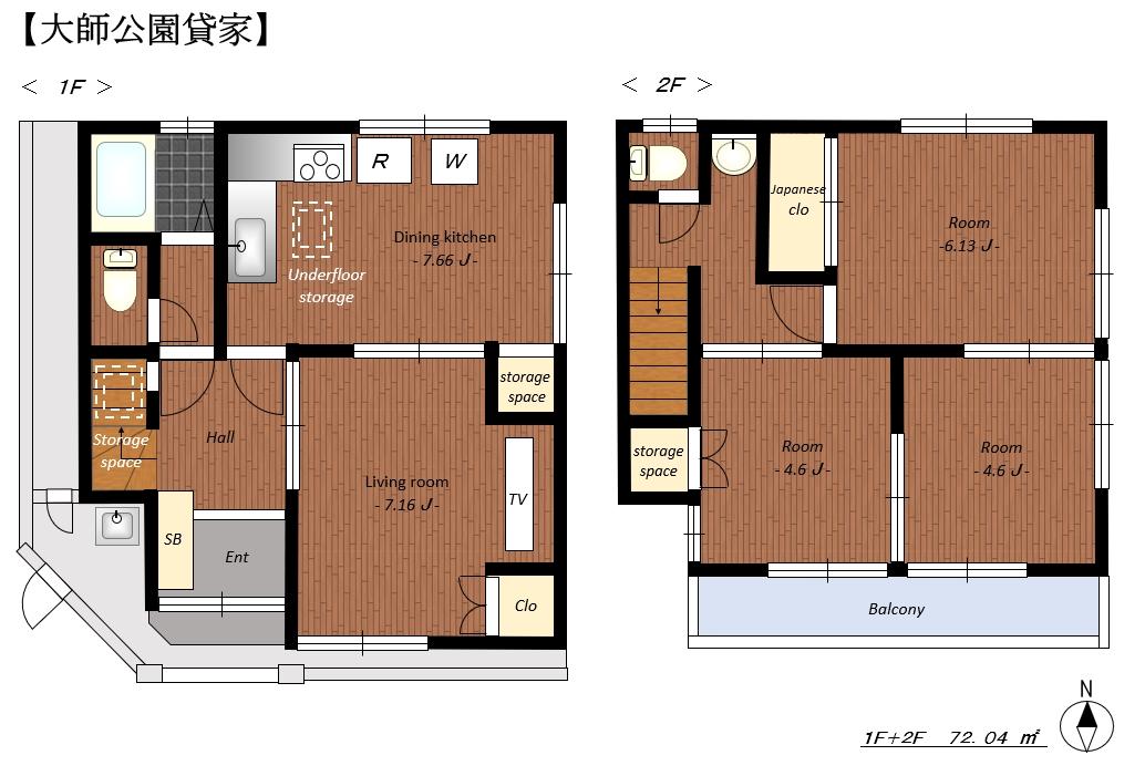 川崎区 昭和 パストラル青山 3階