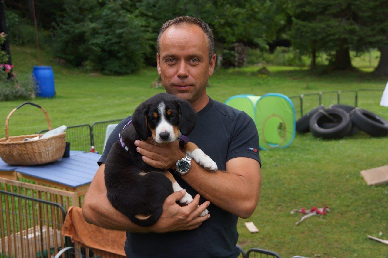 Bruno zieht nach St.Georgen / Kärnten