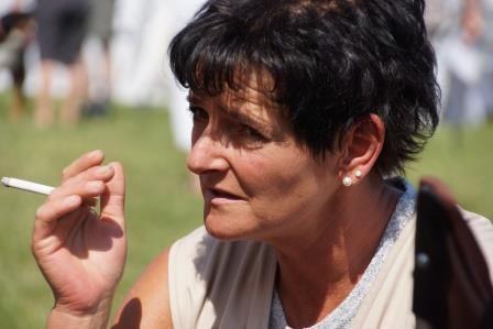 unsere Züchterin Karin Danreiter