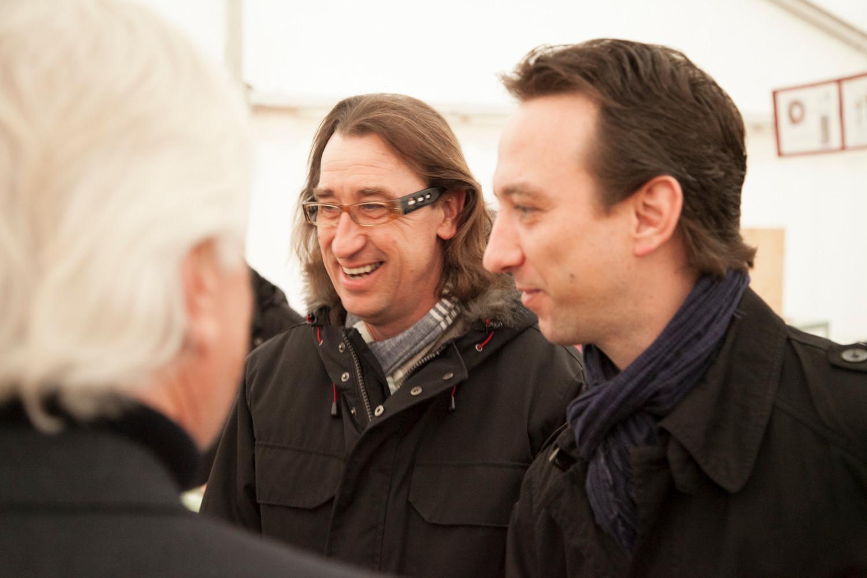 Markus Loesmann und Ingo Euler