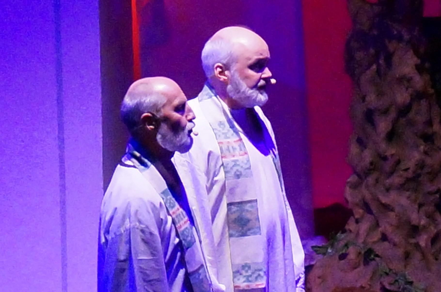 Josef von Arimathäa und Nikodemus
